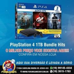 PlayStation 4 Slim Bundle Hits