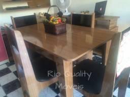 Mesa Diana com 4 Cadeiras- Faça seu Pedido 96434-7598 Entrega Rápida 2b38e6444e