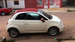 Vendo carro Fiat 500 - 2014