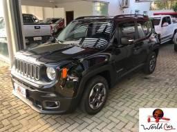Jeep Renegade Sport 1.8 - Automático - Flex - 2016