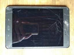 TABLET Samsung Galaxy TAB A com defeito na tela