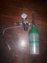 Umidificador de oxigênio