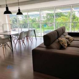Apartamento Duplex com 4 dormitórios à venda, 283 m² por R$ 1.800.000,01 - Cidade Universi