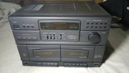 Aparelho de Som Sony Lbt - 45W c/ entrada Phono