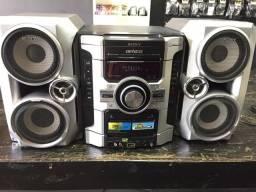 System MHC-GT22 -300W - Semi Novo - Original Sony