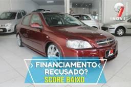 Astra Score Baixo Pequena Entrada - 2009