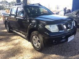 Frontier LE CD 4X4 Diesel - 2012