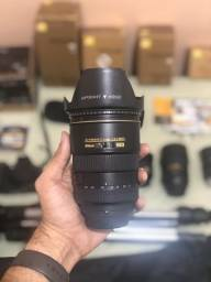 Câmera Dslr Nikon D5300 com lentes Nikkor (Kit completo) aceito parcelamento