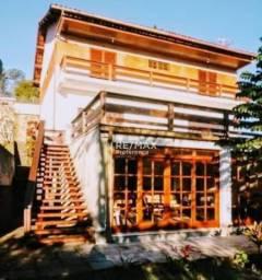 Casa de condomínio para alugar com 4 dormitórios em Carlos guinle, Teresópolis cod:CA0065