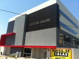 Sala Comercial- 42,48m² -Mobiliada - Edifício Saúde