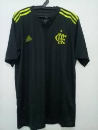 Camisa Flamengo 3 2019 Adidas