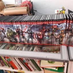 Coleção Marvel 1 ao 60