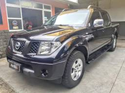NISSAN FRONTIER 2007/2008 2.5 SEL 4X4 CD TURBO ELETRONIC DIESEL 4P AUTOMÁTICO - 2008