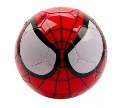 Bola Infantil Homem Aranha Spider Man Bola De Futebol Futsal