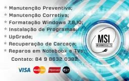 MSI Informática e TV