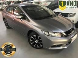 Honda Civic 2.0 LXR 16v Flex 4p Automático 2016 - 2016