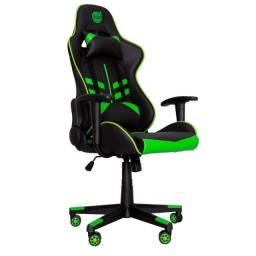 Cadeira Dazz Prime X Black/Green - Loja Fgtec Informática