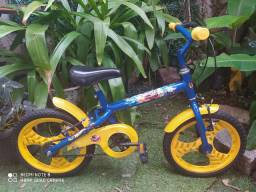 Bicicleta Infantil aro 16 HotWheels