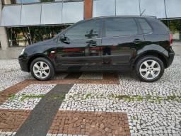 VW Polo 1.6 2009 com 78 mil km