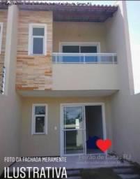 Casa para Venda em Cabo Frio, Samburá (Tamoios), 2 dormitórios, 1 suíte, 1 banheiro, 2 vag