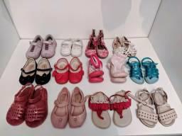 Combo 13 calçados