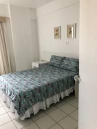 Cód: 1028 Apartamento com 01 quarto mobiliado na Av. dos holandeses- São Marcos