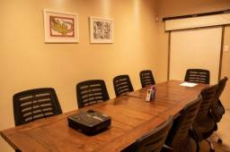 Venha conferir! Sala por R$ 40,00 reais a hora na Plexos Escritório Virtual e Coworking