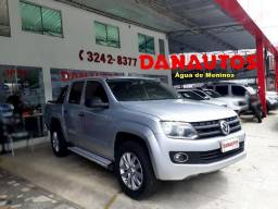 Amarok 2.0 S 4x4 Cd Turbo Manual Diesel 2014 - 2014