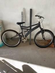 Bicicleta Caloi dois amortecedores