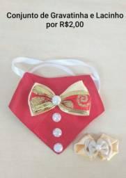 Gravatinhas para pets