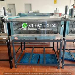 Forno Industrial a gás 95x95 4 Pedras 247 Litros MR Fogões