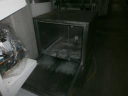 Maquina indutrial de lavar louça - marca netter - precisa de uma geral ha tempo parado