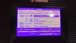 Teclado Yamaha s650
