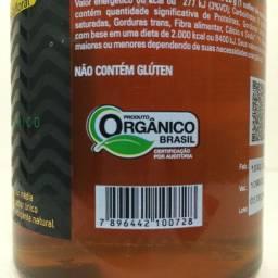 Mel multifloral, extrato de própolis verde e pólen, orgânicos e certificados IMO