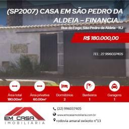 (ale SP2007 ) Casa em São Pedro da Aldeia ? Financiamento bancário!!!!!