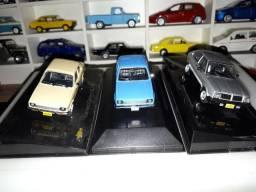 Kit 03 Miniatura Chevrolet Collection Chevette