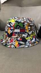 Chapéu bucket personagens