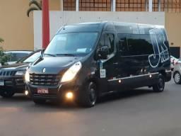 Vendo troco Master 2015 Troca em Ônibus toco ou micro rodoviário acima de 2009