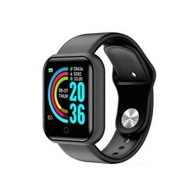 Combo)leve um smart watch D20 e ganhe 1 relógio aço inoxidável