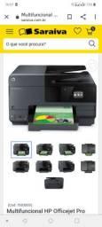 Impressora usada hp8610