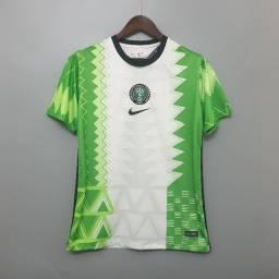 Camisa Nigéria Home 2020 / 2021 - Torcedor