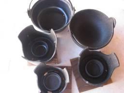 Tachos em ferro importadas