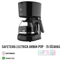 Cafeteria elétrica Urban Pop - 15 xícaras