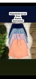 Short saia feminino / short feminino