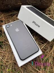 IPhone 7 32GB/ Preto- Impecável+ 90 dias de garantia!