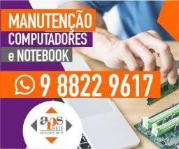 Assistência Especializada em Manutenção de Computadores e Notebook