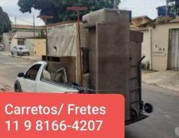 CARRETOS-FRETES CARAPICUIBA BARUERI OSASCO E REGIÃO