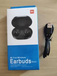 Fone De Ouvido Bluetooth Redmi Air Dots Preto -100% Original