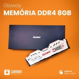 Memória RAM ddr4 8GB 2666mhz Gloway