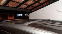 Bagageiro de teto + barra de teto